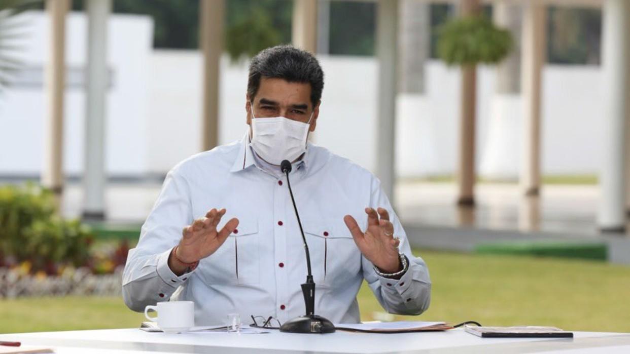 Maduro: El lunes arrancará una nueva normalidad vigilada y protegida #26May