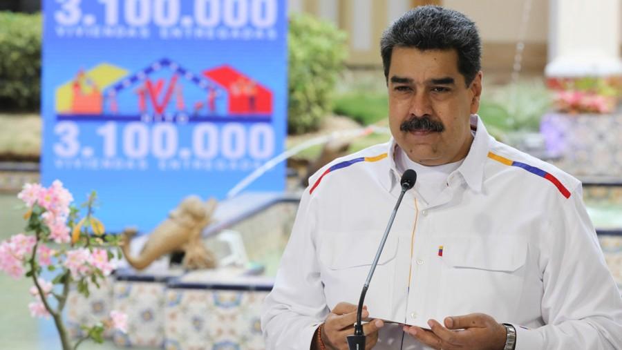 Nicolás Maduro da el reporte del COVID-19 en Venezuela