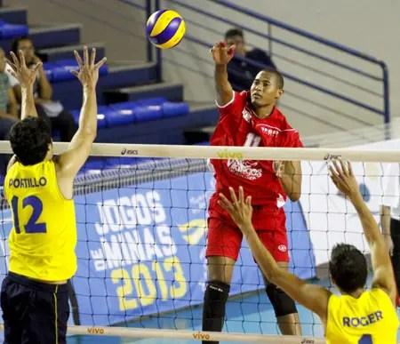 El barloventeño Kervin Piñerúa jugó un gran torneo en Brasil