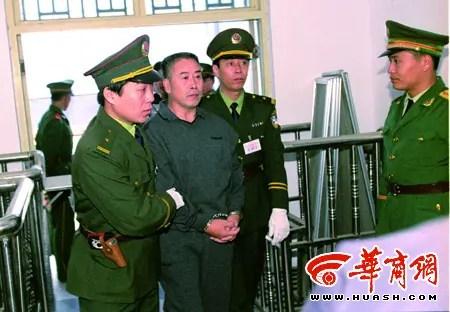 Hu Wanlin, detenido en 1999, mató a 196 personas. Es considerado uno de los asesinos en serie más prolíficos del mundo