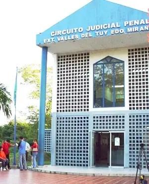 Johan José Delgado Barrios será presentado por la Fiscalía en el Circuito Judicial extensión Valles del Tuy, en las próximas horas