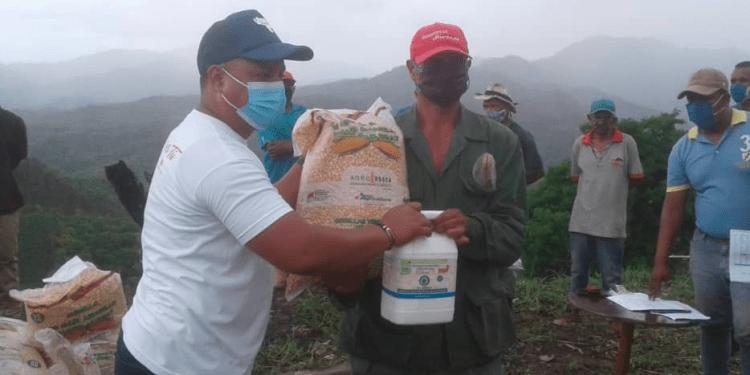 Buscan fortalecer  la agroalimentación en el  municipio