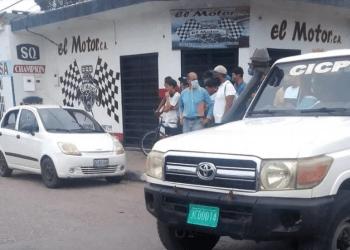 El funcionario de Carúpano fue asesinado dentro de su vehículo