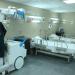 La sala de aislamiento del hospital del Seguro Social de Guarenas fue inaugurada a finales de marzo de 2020