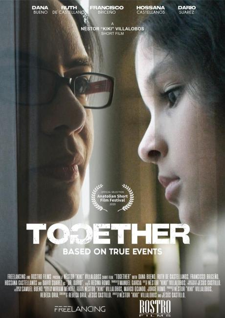 "Cortometraje ""Together"" cautivó a la audiencia del festival turco Anatolian Film Fest"