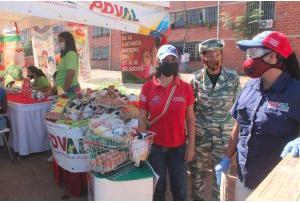 En la actividad se cumplió conlas medidas de higiene y seguridad que establece el protocolo por la pandemia