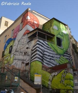 murales blu napoli ex opg