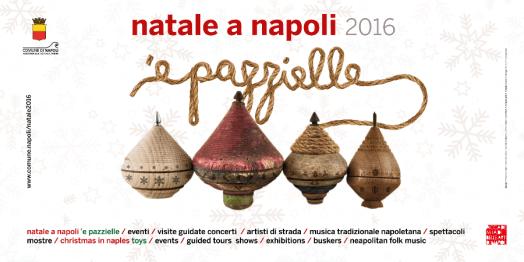 'e pazzielle il Natale a Napoli