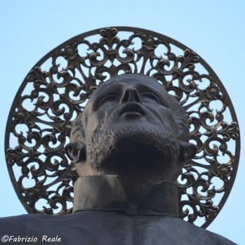 statua di san gaetano restaurata4