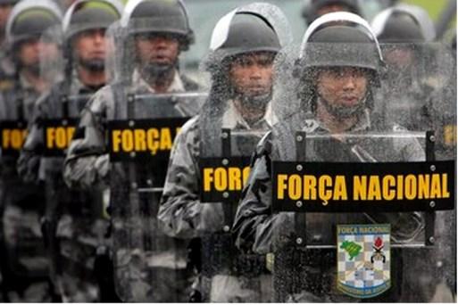 Resultado de imagem para força nacional
