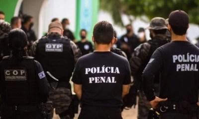 Governador nomeia 68 policiais penais para o sistema prisional