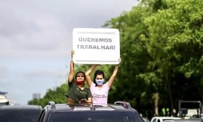 Empresários protestam contra decreto do Governo