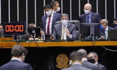 Câmara dos Deputados conclui votação, em 1º turno, da PEC Emergencial