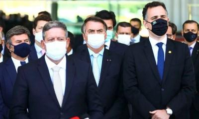 Governo anuncia comitê com os três poderes para combater pandemia