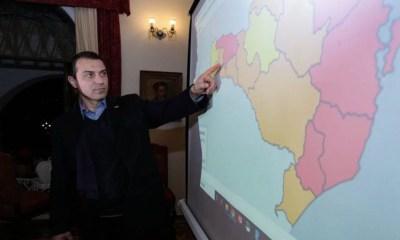 Governador de Santa Catarina é afastado do cargo pela segunda vez