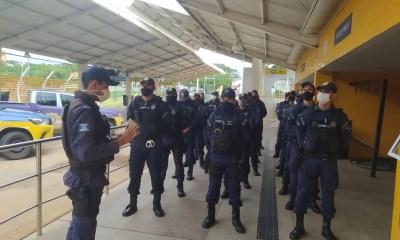 Guarda Municipal intensifica patrulhamento ostensivo em Teresina