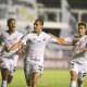 Santos vence Deportivo Lara com gol de zagueiro de 17 anos