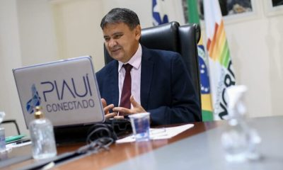 Wellington Dias delibera lockdown parcial por dez dias no Piauí