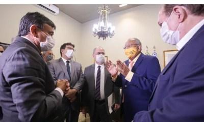 Governo aceita parceria para compra de vacina com a Prefeitura de Teresina