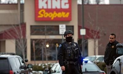 Ataque em supermercado deixa com 10 mortos nos EUA