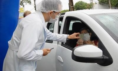 Piauí está entre os três estados que mais avançaram na vacinação