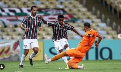 Fluminense bate o Nova Iguaçu no Carioca