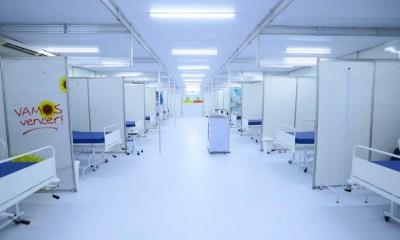 CRM-PI diz que Governo não se preparou e critica fechamento de hospital de campanha