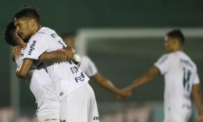 Palmeiras volta a vencer após três jogos no Paulista