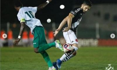 Vasco empata com o Boavista e é eliminado no Carioca