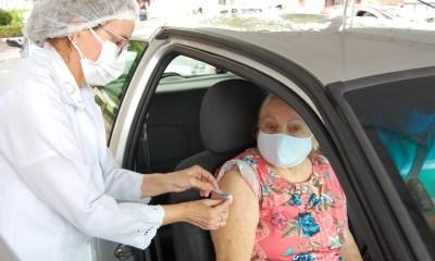 Covid-19: FMS divulga calendário de vacinação para segunda dose de até 68 anos