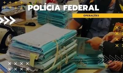 PF deflagra operação e prende mulheres acusadas de fraudar benefícios do INSS em Teresina