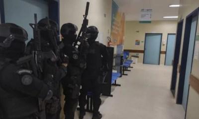Operação da Polícia no Rio de Janeiro deixa 25 mortos
