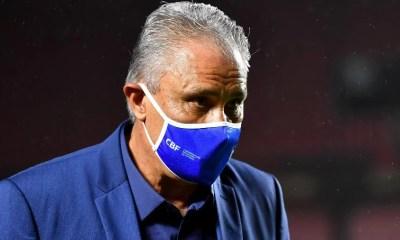 Tite convoca seleção brasileira para jogos das Eliminatórias na sexta