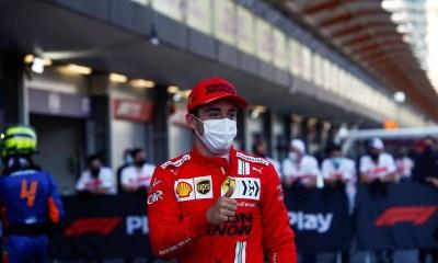 Charles Leclerc conquista segunda pole consecutiva