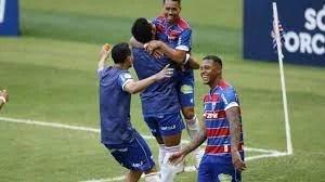 Fortaleza goleia o Inter pelo Brasileirão