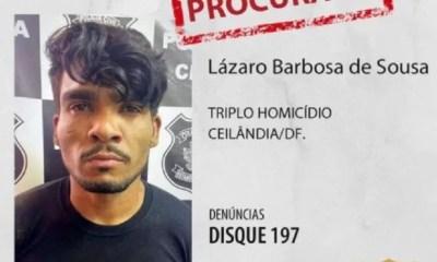 Governador de Goiás anuncia que Lázaro Barbosa foi preso