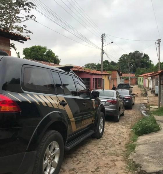 PF cumpre mandados para desarticular esquema de roubos nos Correios em Teresina