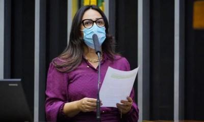 """""""O Brasil não pode abandonar os órfãos da Covid"""", diz Rejane Dias"""