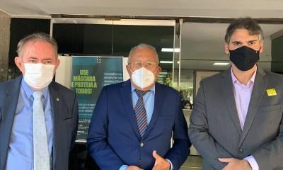 Dr. Pessoa debate verticalização de Teresina junto à Secretaria Nacional de Aviação Civil