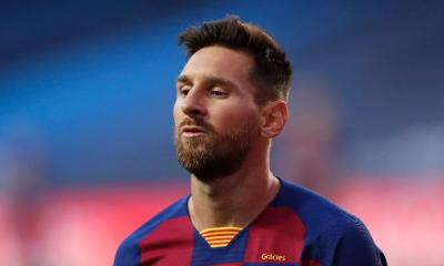 Barcelona anuncia saída de Lionel Messi