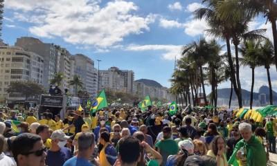 Manifestações por voto impresso ocorrem em 17 capitais do Brasil