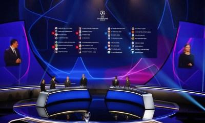 Champions terá PSG x City e Bayern x Barcelona; confira todos os grupos