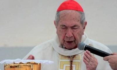 Dom José Freire Falcão, ex-arcebispo de Teresina, morre de complicações da Covid