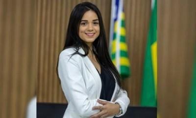 Vereadora Laysa Coelho é detida após atropelar mulher em Teresina