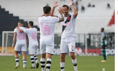Vasco vence Coritiba em São Januário e cola no G4 da Série B
