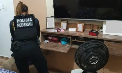 PF deflagra operação e desarticula quadrilha acusada de fraudar auxílio-doença no Piauí