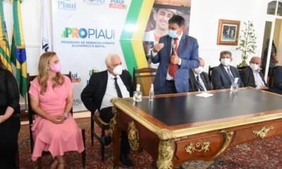 Governador lança Mostra Piauí Rio