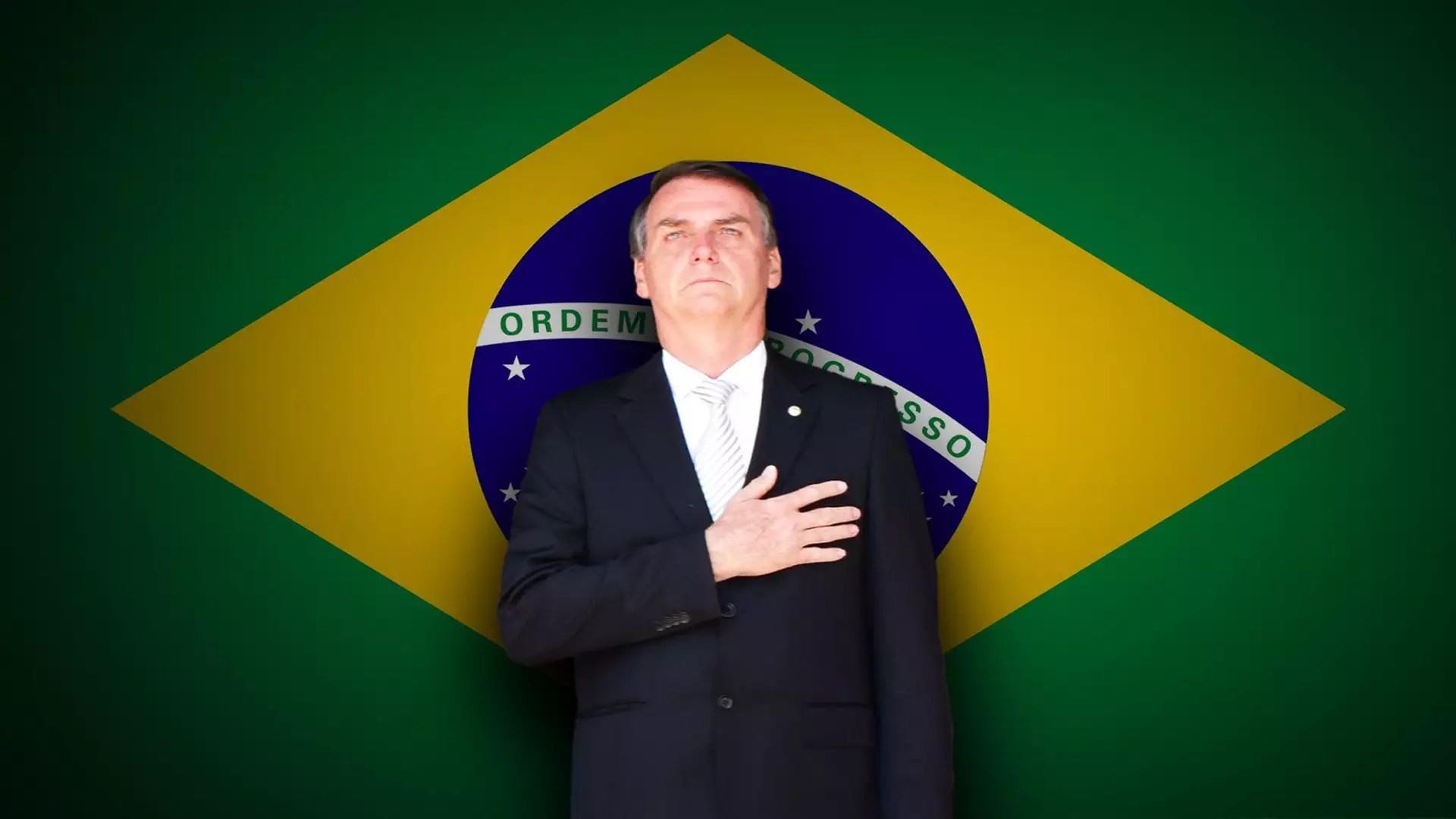 Resultado de imagem para Jair bolsonaro wallpaper