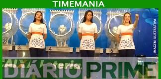Timemania / Montagem / Diário Prime