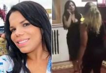 Assista ao vídeo viral onde Day McCarthy apanha em show de Anitta
